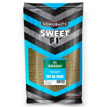 Sonubaits Sweet Fishmeal F1 Green