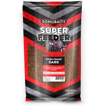 Sonubaits Super Feeder Dark